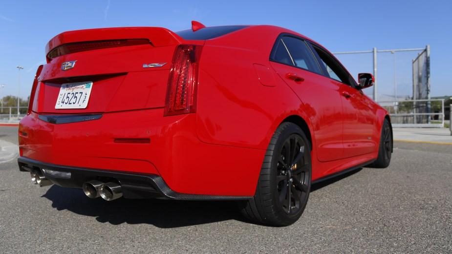 LS1tech.com Cadillac ATS-V Review Coming Monday