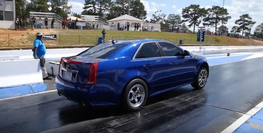Wheels Up Cadillac