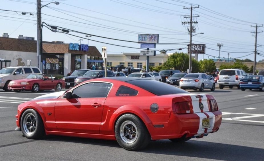 LS2 S197 Ford Mustang