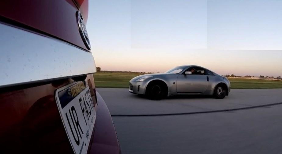 Cadillac Kills 350Z