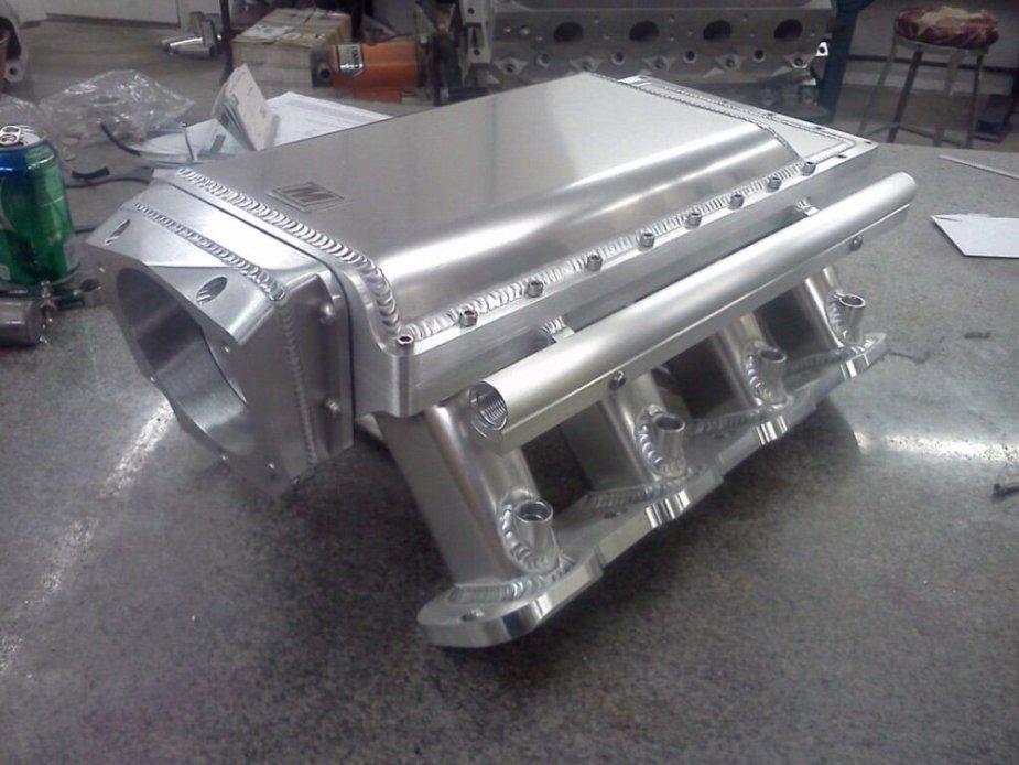 LSX Intake Manifold
