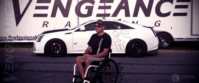 paralyzed cst-v