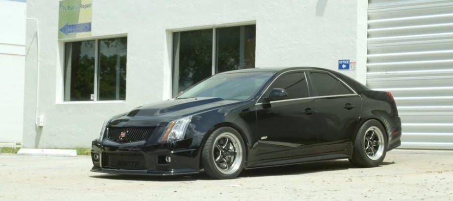750 Horsepower Cadillac CTS-V