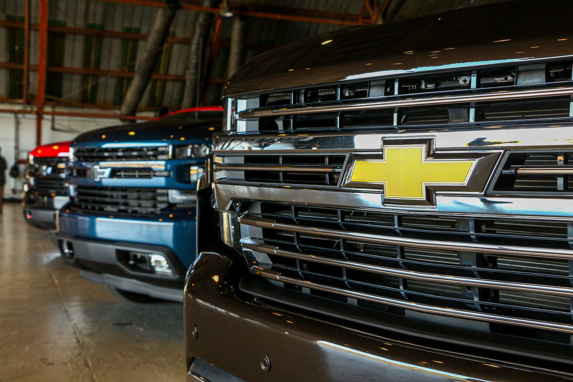 2019 Chevrolet Silverado 1500 Tow Towing Test Review High Country Trail Boss 6.2 5.3 V8 Truck LS1tech.com Jake Stumph