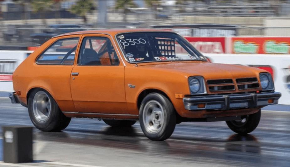 Twin Turbo Chevette