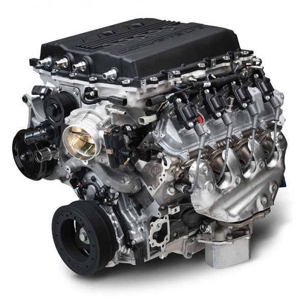 GM Performance LT5 Corvette ZR1 Crate Engine LS1tech.com