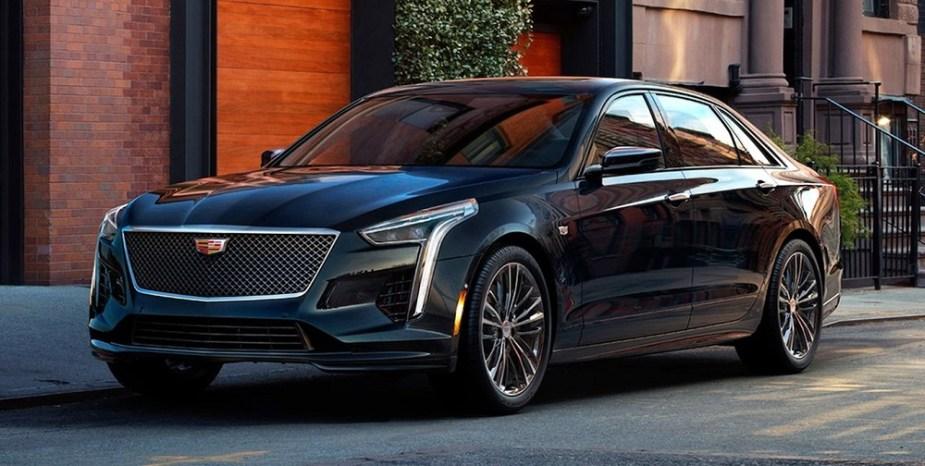Cadillac CT6-V Blackwing V8 Twin-turbo Engine LS1tech.com
