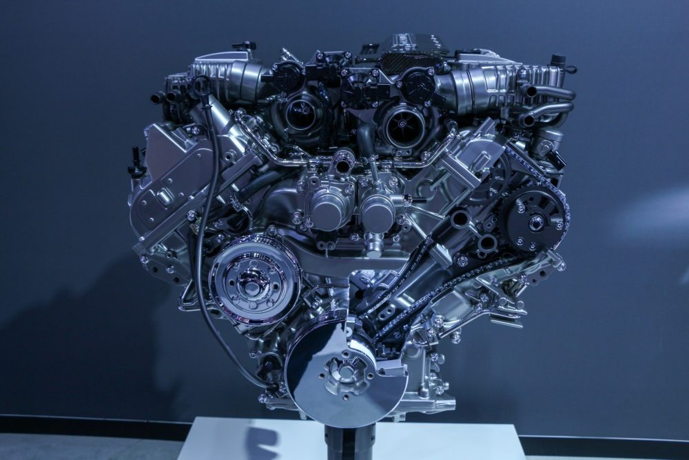 Cadillac Blackwing V8