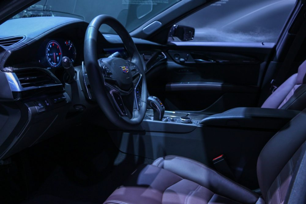 Cadillac CT6-V