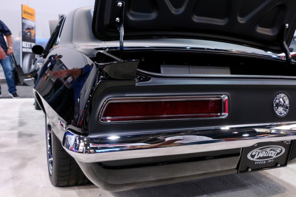 1969 Camaro Restomod Tail Light