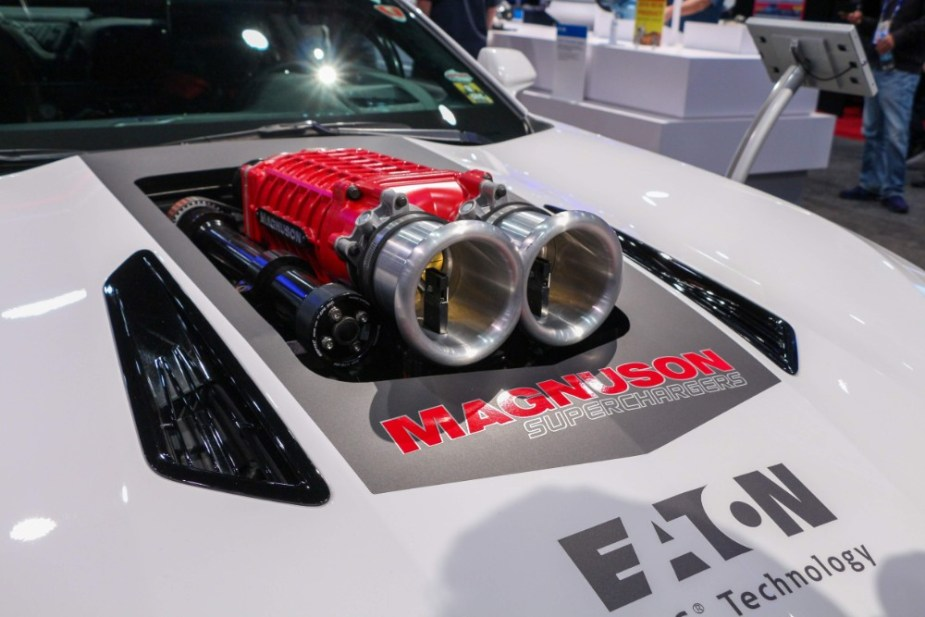 Magnuson Superchargers Camaro