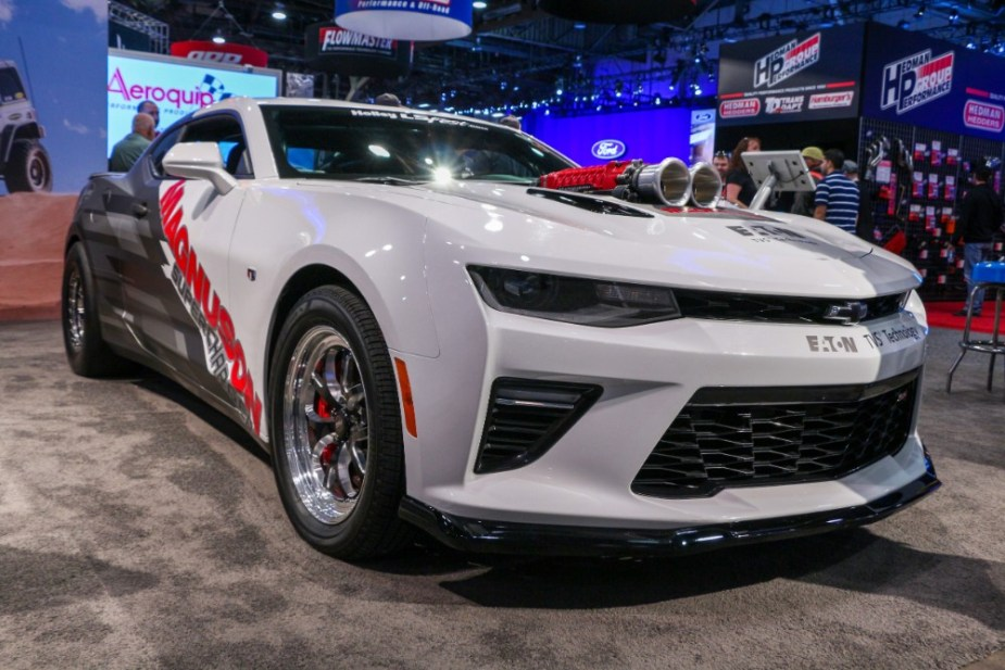 Magnuson Superchargers 2016 Camaro SS