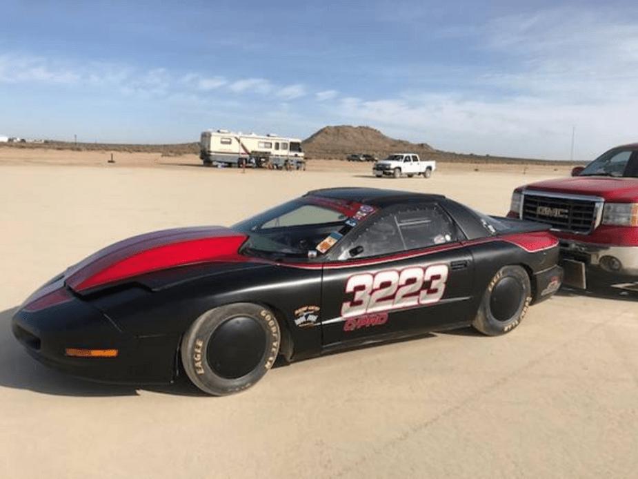 Land Speed Pontiac Firebird