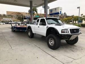 Ford Ranger LS Swap