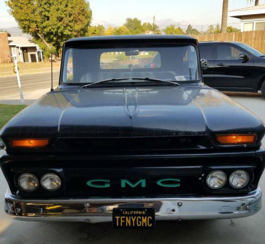 1964 GMC LS-Swap