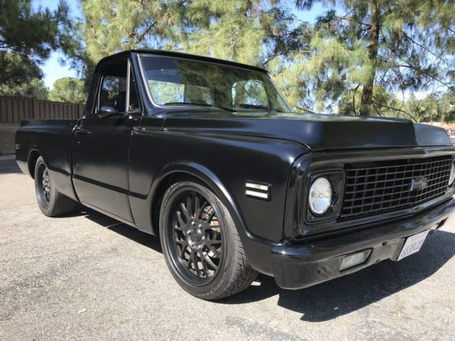 1969 Chevrolet C10 LS Swap