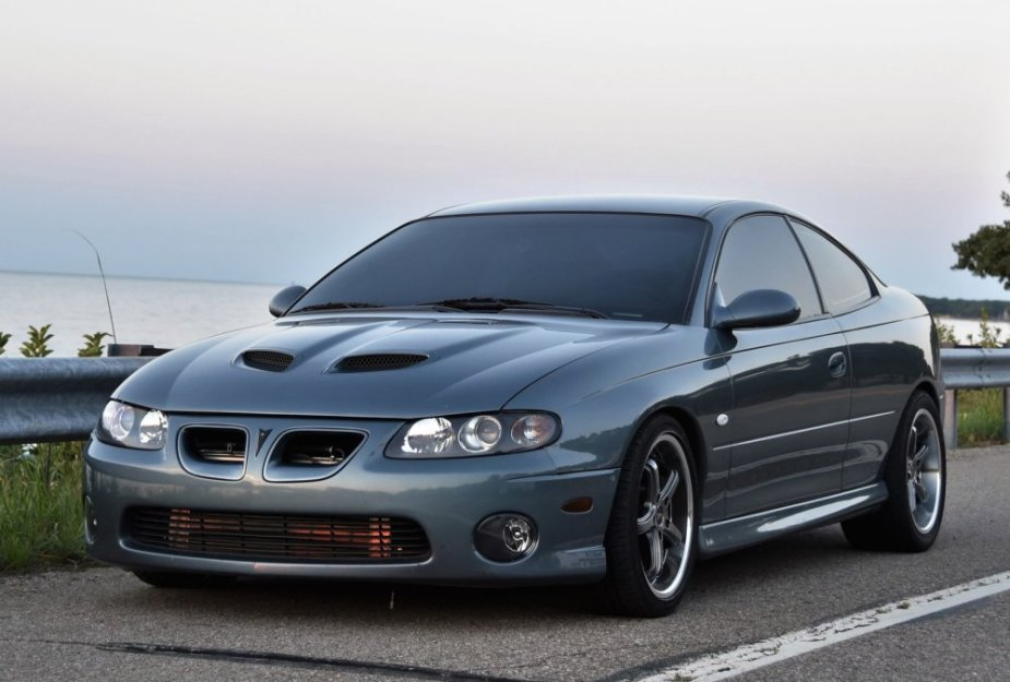 2006 Pontiac GTO Waterfront
