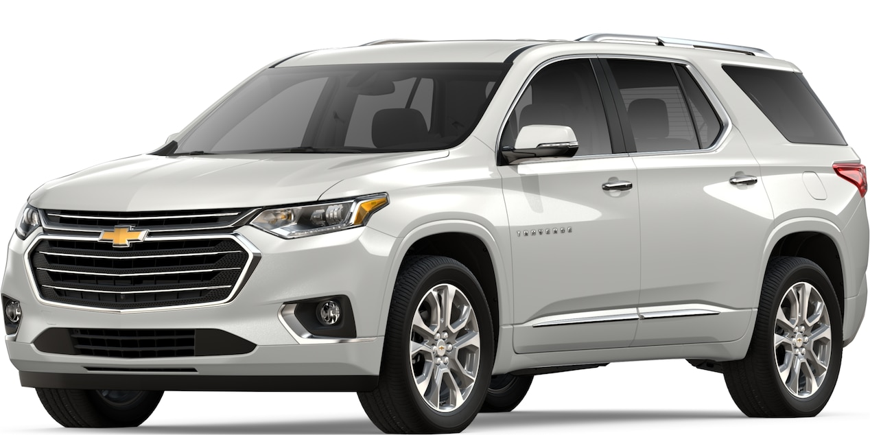2019 Chevrolet Traverse GM Invests in Lansing Plant SUV Crossover Sales