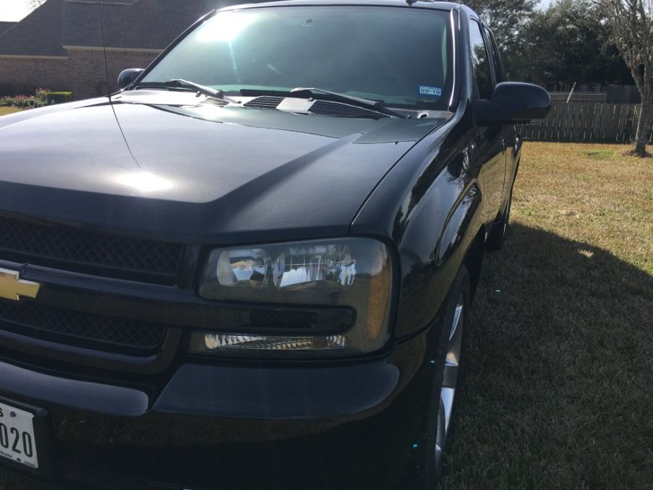 Built 2008 Trailblazer SS is a Wicked Sleeper at a Solid Price