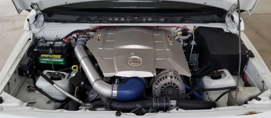 Tracker LS Engine