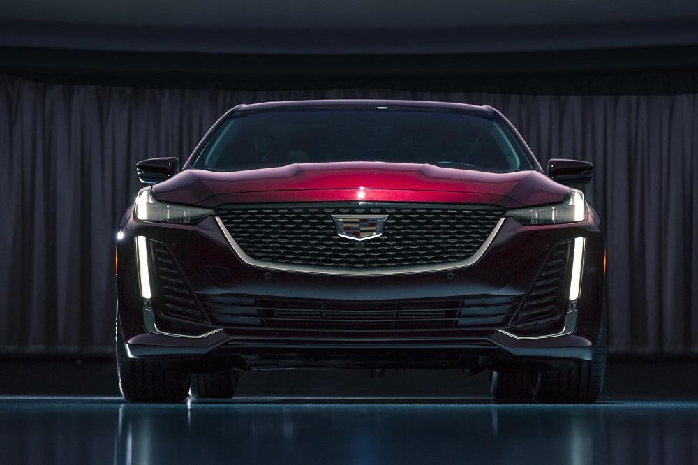 2020 Cadillac CT5 Sport Revealed