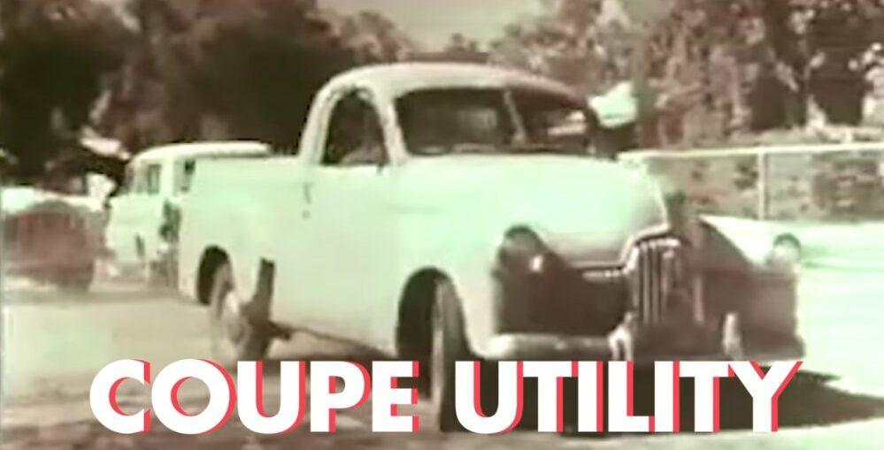 Holden Donut Media Coupe Ute
