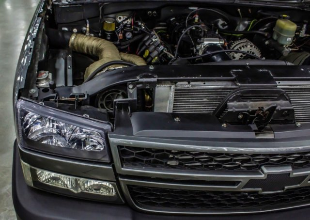 Turbo Silverado Front