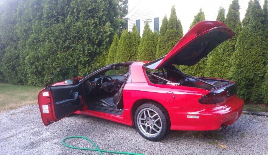 819hp Pontiac Firebird