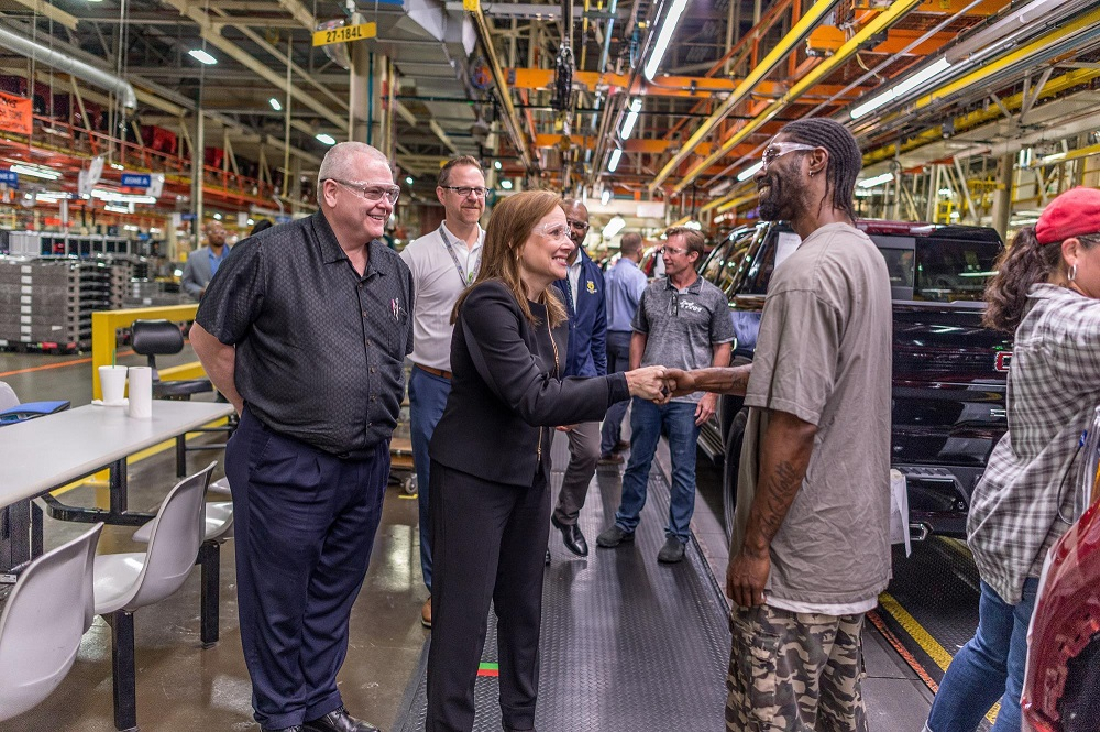 GM Invests $24M in Fort Wayne, Indiana Truck Assembly Plant