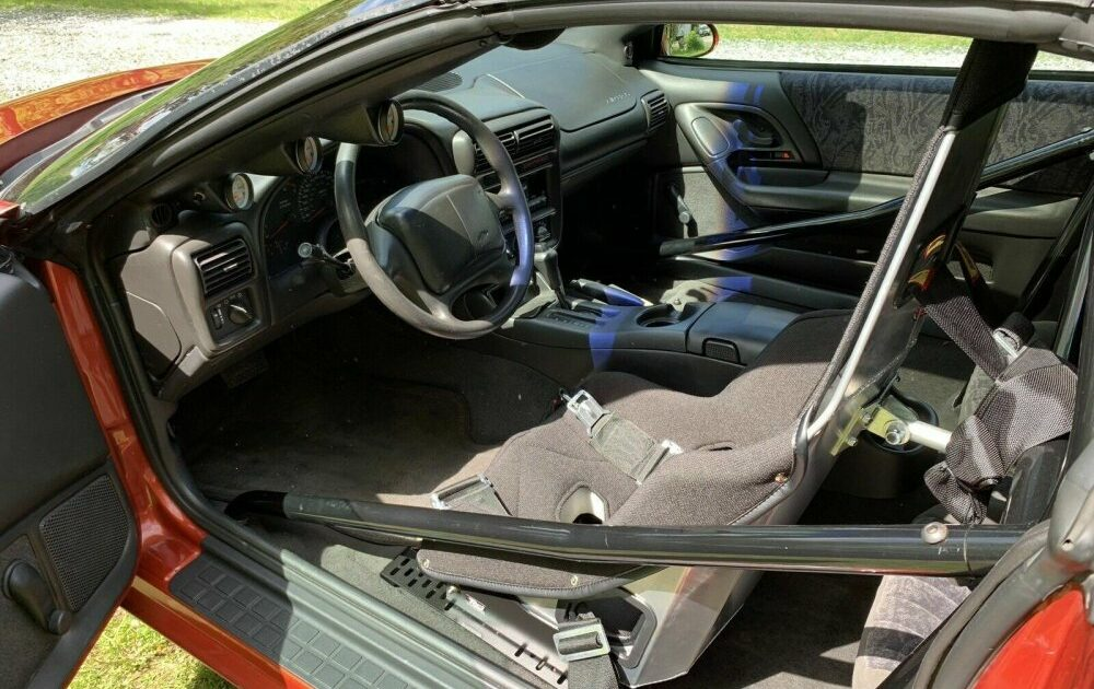 Camaro Interior