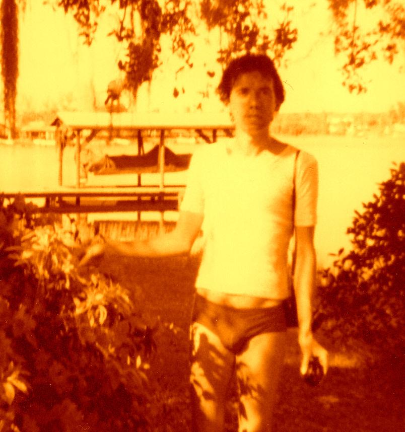 Still life with speedo, 1979.
