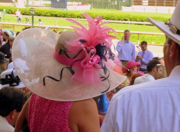 Color me pink and black, color me taken aback.