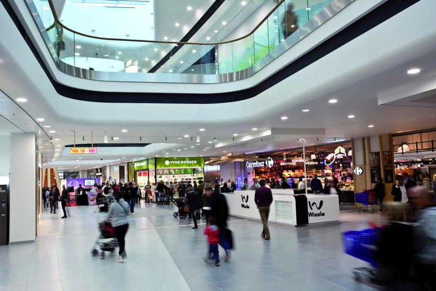 Centre Commercial Les Armoiries Ikea