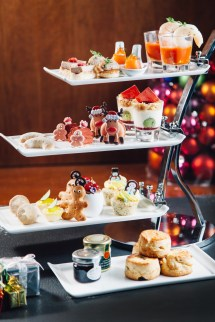 Tea Time 5 Christmas Afternoon Teas In Hong Kong