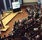Professor Paul Cartledge's Democracy Lecture to LSA CA