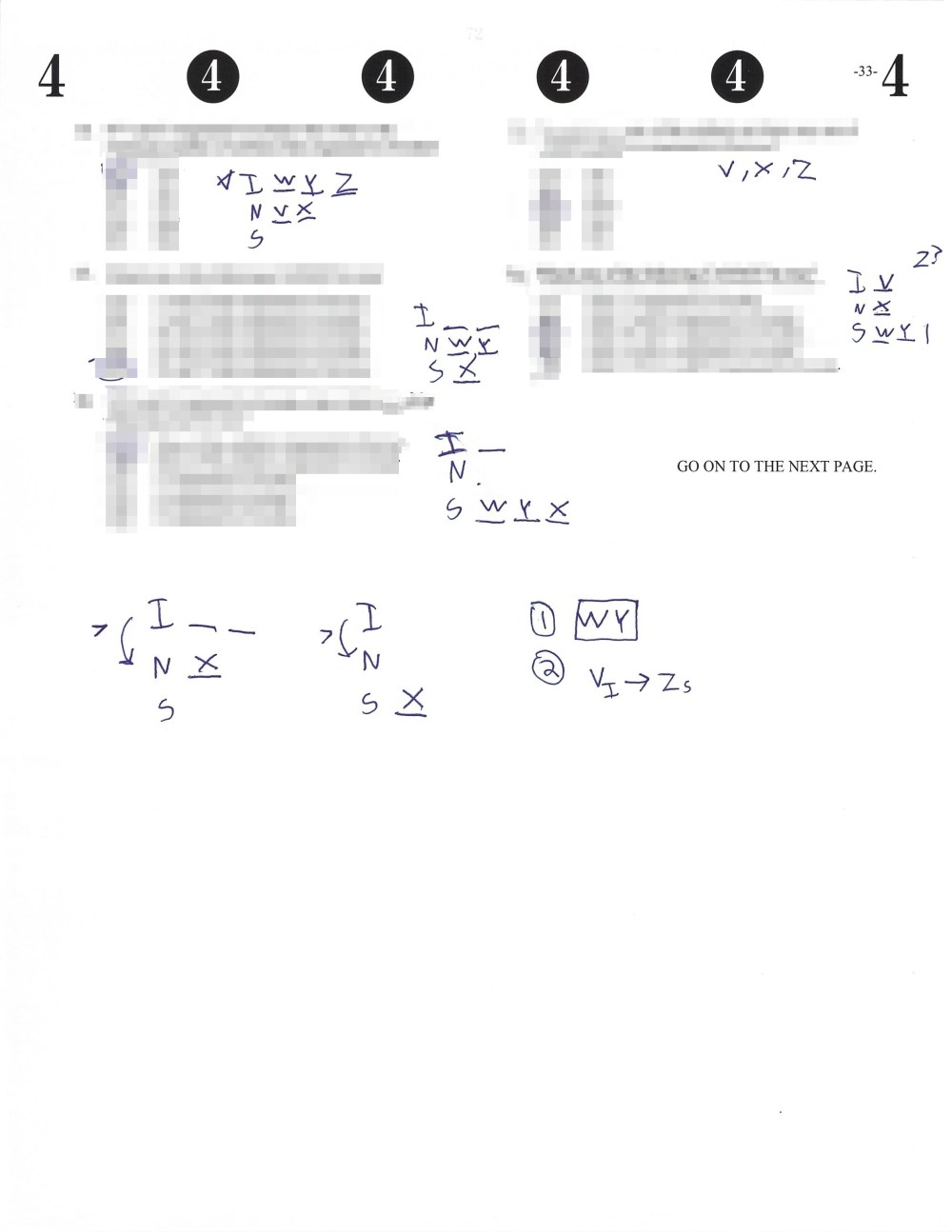 medium resolution of where to draw lsat logic games diagrams page 2