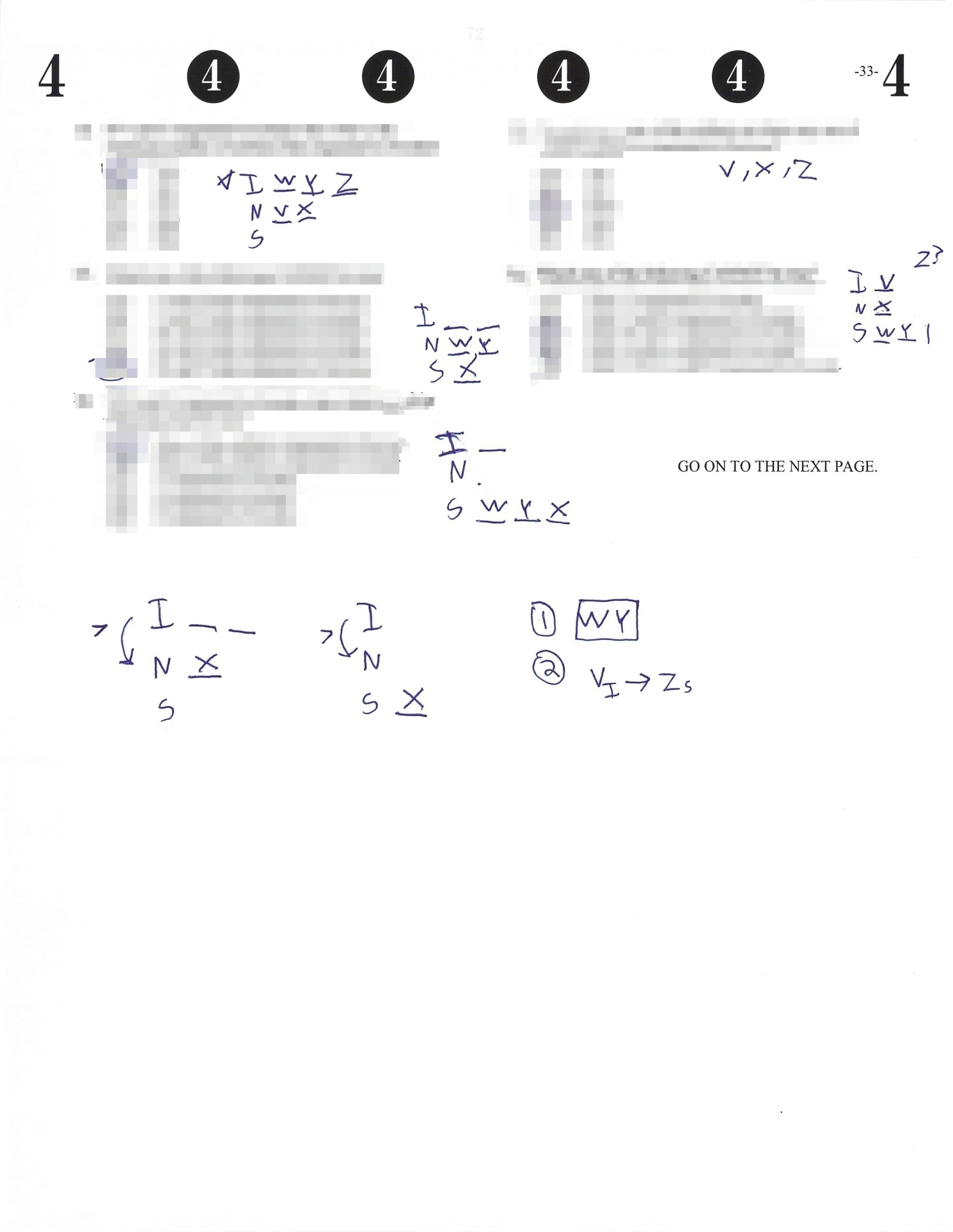 hight resolution of where to draw lsat logic games diagrams page 2