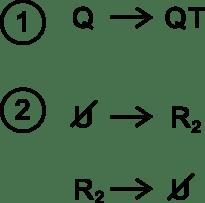 LSAT PrepTest 61, Section III, Logic Game 3 Diagram