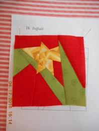 Dafflodil Farmer's wife quilt