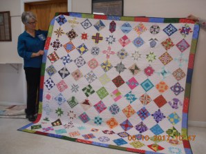 My Farmer's Wife quilt