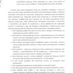 Pismo dyrektor Państwowej Szkoły Muzycznej I i II stopnia im. Mieczysława Karłowicza w Zielonej Górze do Małgorzaty Głuchowskiej 10 lutego 2012; strona 5