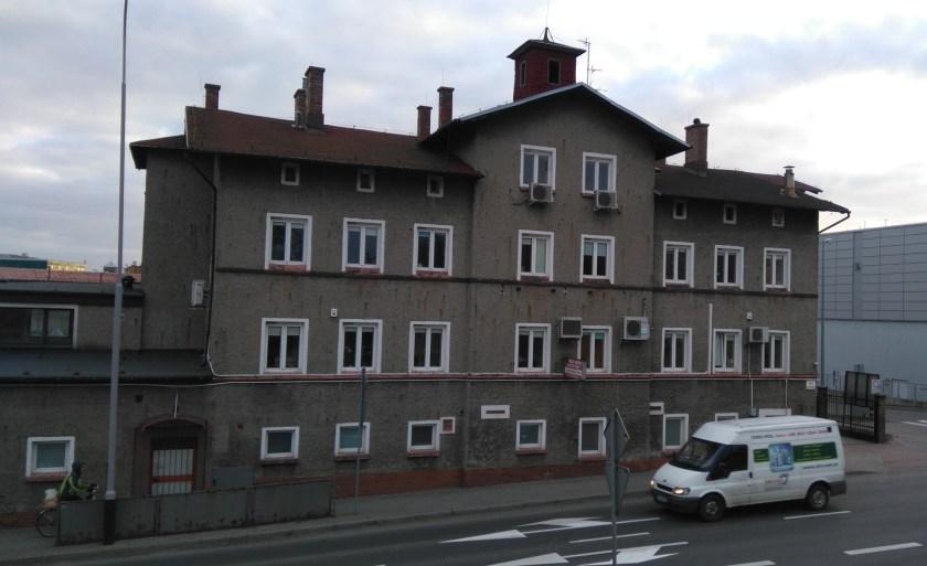 Wojewódzki Ośrodek Medycyny Pracy w Zielonej Górze; Regional Center of Occupational Medicine in Zielona Gora, Poland, 3 February 2016, Lech S. Borkowski