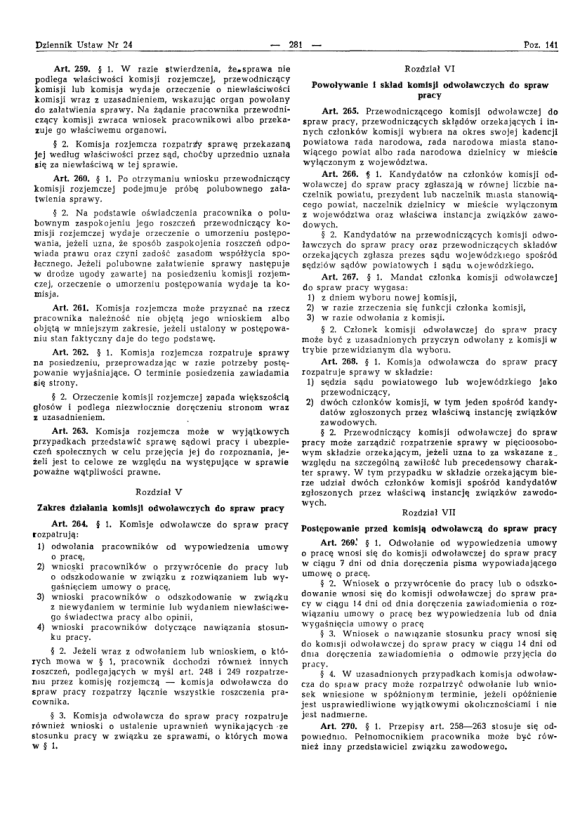 Kodeks Pracy 1974, strona 25