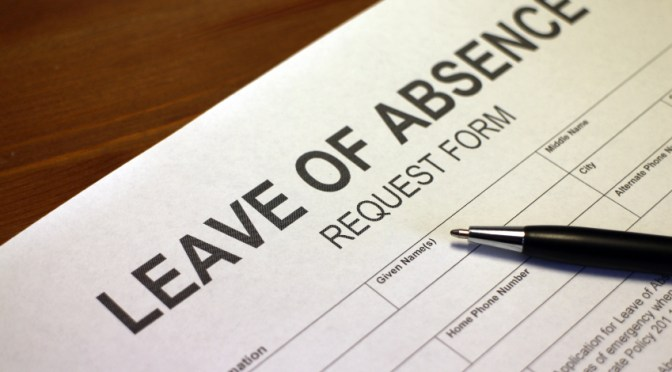Leave of Absence Policy