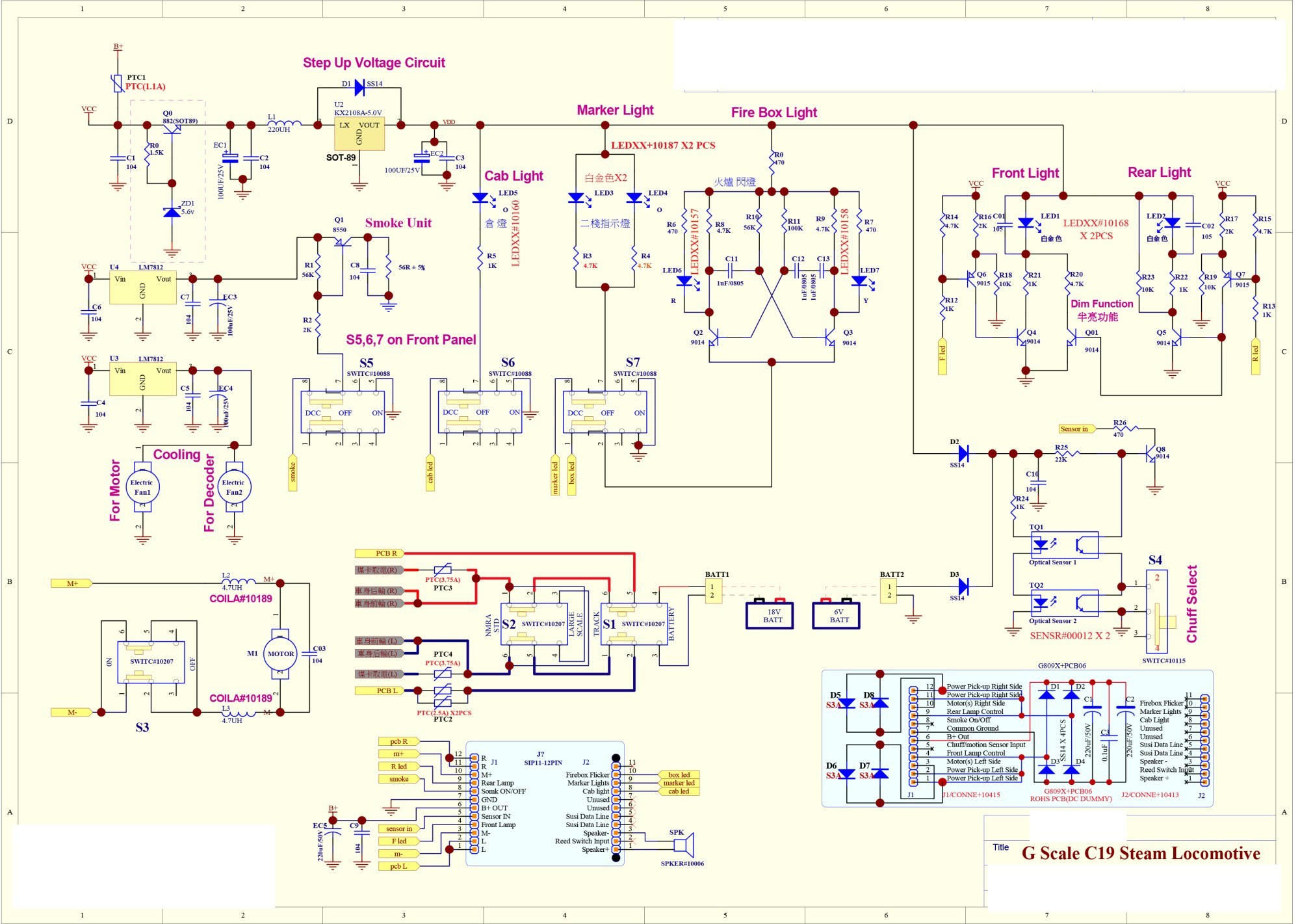 hight resolution of from bachmann tender socket dcc pin assignment
