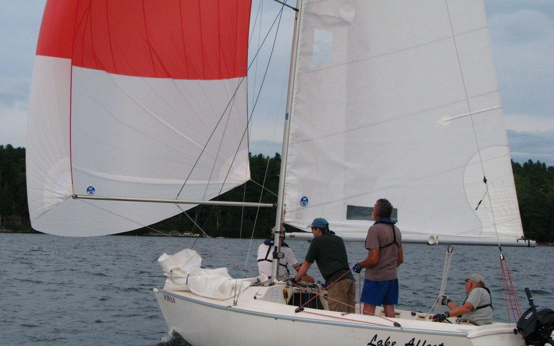 Sonar Sailing