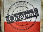 Sei das Original