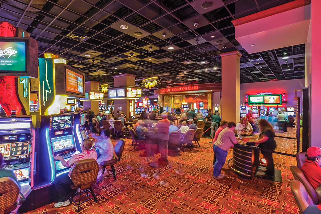 Rocky Gap Casino Resort  LSE Architects