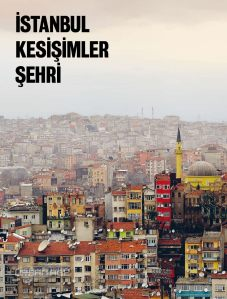 Urban Age Istanbul newspaper - cover (Turkish)