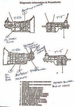 Firebird and Camaro LS Swap: Transmission Guide • LS